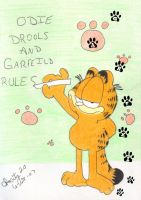 Garfield's Philosophy by ChasDElric