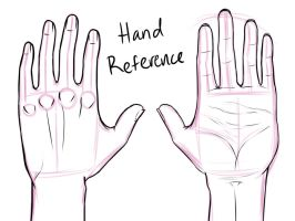 Hand Reference by Cronaj