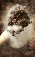 dreaming of mr. darcy by Bohemiart