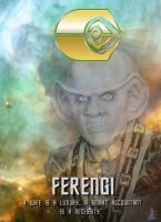 FERENGI by ChrisEdwardsUK