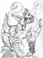 Tigra by kevinesque