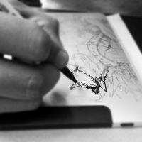 Drawing the SkyPad 2 by Iantoy