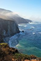 Big Sur at Bixby Creek Bridge by meihua
