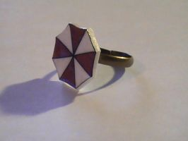 Umbrella Logo Ring by YourRain