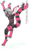 Norte the Crux by tydrian