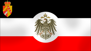 Flag of Alsace-Lorraine Empire by AY-Deezy