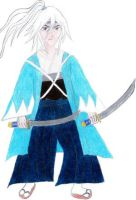 Ukitake PMK Shinsengumi Style by Bleach-Lovers