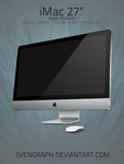 "iMac 27"" by Svengraph"