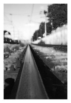 train by Sideover