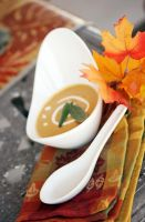 Roasted Pumpkin Soup 4 by laurenjacob