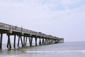 Jacksonville Beach by lorewith-na-athend