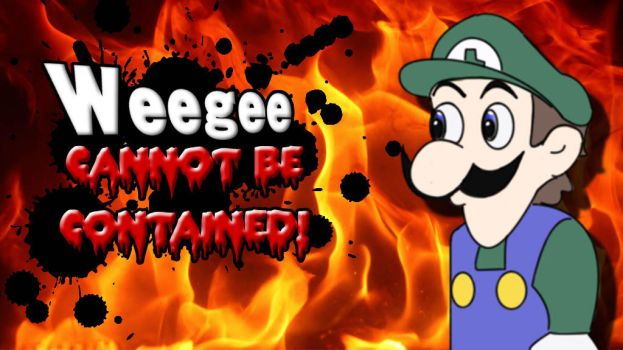 Newcomer: Weegee! by FractiousLemon