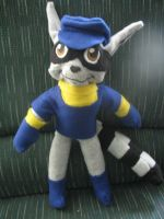 sly cooper doll by vexhis
