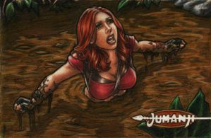 Jumanji - Quicksand by Covert-Operations