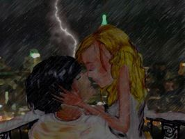 Percabeth by oceanstarlet