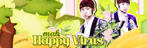 Mah Happy Virus by rinayoong