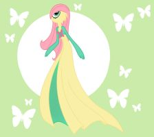 My Little Pokemon: Fluttervoir by AlexKingOfTheDamned