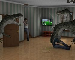 Home Invasion by PWRof3D