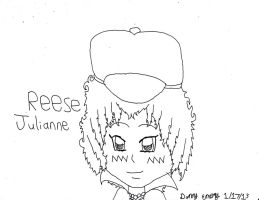 Reese Julianne-My Style by Dancrew2010