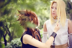 Saiyuki Gaiden-you're my sunshine by Sakina666