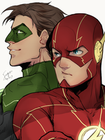 N52 GL and Flash by onlyfuge