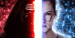 Star Wars VII: The Force Awakens by Robbo4