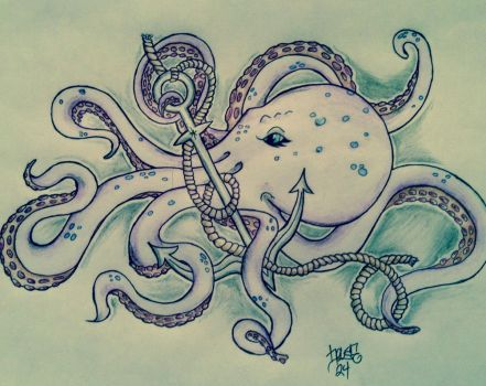 octopus by house20four