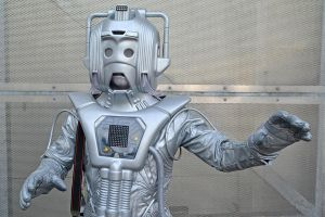 Cyberman at National Space Centre 2015 (15) by masimage