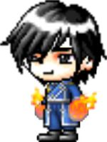 Roy Mustang Maplestory ver. by Lady-Koisuki