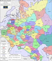 Ruthenian Empire: Before the Civil War by zalezsky