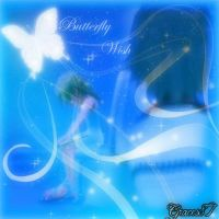 Namine Roxas Butterfly Wish by Graces87