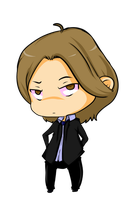ouat: Chibi Gold by SheriffGraham