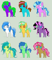 mlp fim adopts 6 by mermagic-adopts
