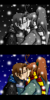 MAxNY Winter Kiss by Darkfire75