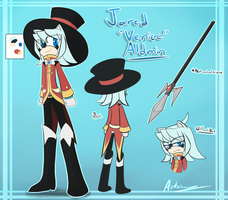 Jared Venice Ref by Arksious