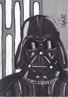 Darth Vader PSC by Dangerskillz