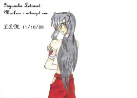 Inuyasha Pro Markers Att 1 by 191026