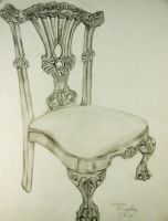 Dining Room Chair by DeathlySilent