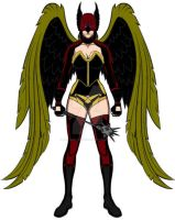 Hawkgirl (Redone) by BurnedSmackdown
