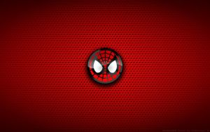Wallpaper - Spider-Man Comix Logo by Kalangozilla