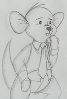 Roo: Toon Town School Uniform by The101stDalmatian