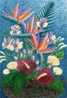 Pointillize this by ftourini
