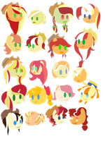 20 FlimJack's by iPandacakes