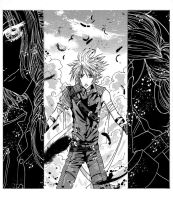 +Redemption+ Cloud and Aerith by Misteen