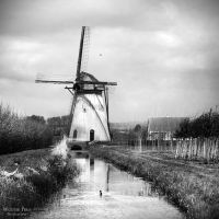 Mill by WouterPera