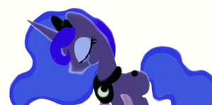 Princess Luna by Carrie416