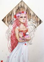 Persephone by bomgirl