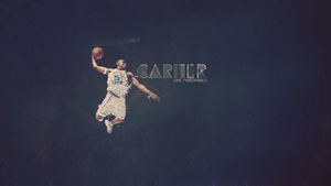 Vince Carter Throwback by bu22y