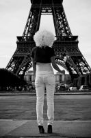 Paris girl by Lucem