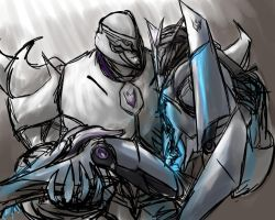 MegatronSoundwave - for all the things I didn't do by rabbitzoro
